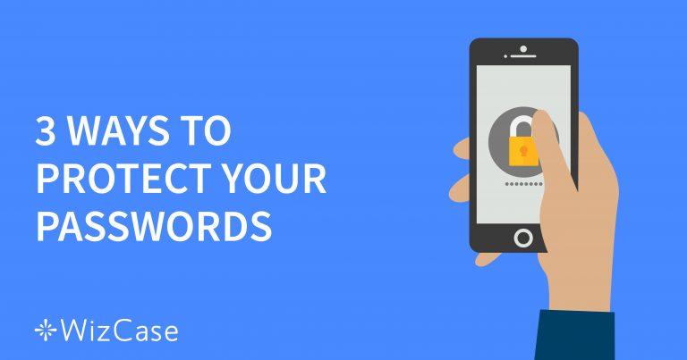 Comment cacher ses mots de passe en ligne