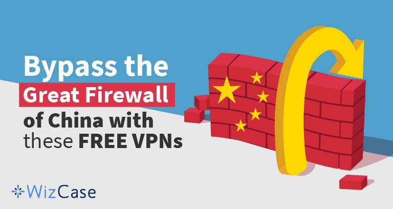 Les 4 meilleurs VPN GRATUITS en Chine (2020) – pour iPhone, Android & plus
