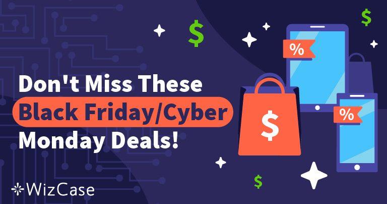 Les meilleures offres VPN pour le Black Friday et le Cyber Monday en 2020