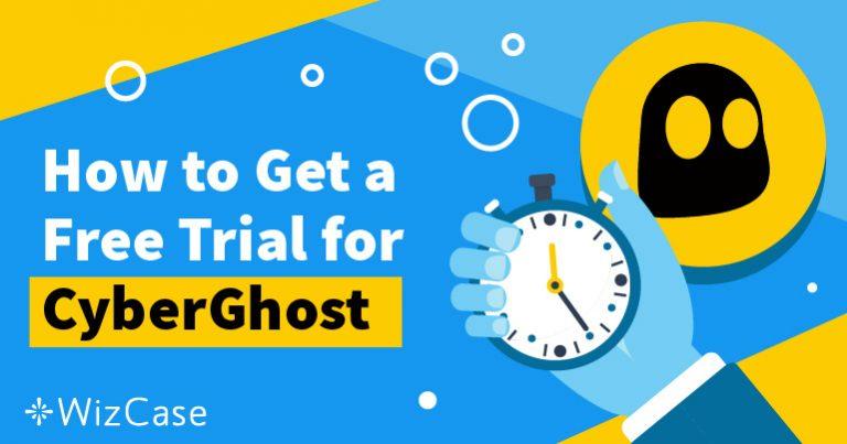 Essayez CyberGhost gratuitement pendant 45 jours – voici comment
