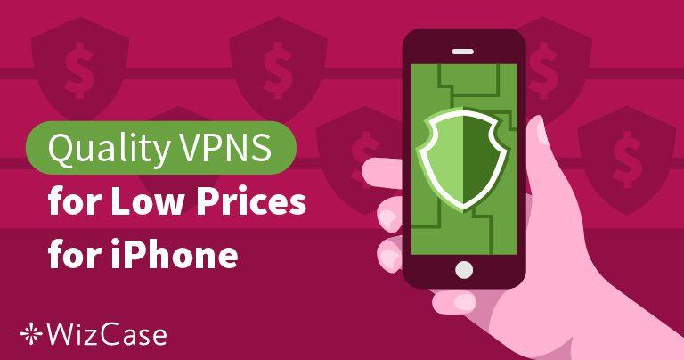 3 VPN bon marché pour iPhone & guide d'installation OpenVPN