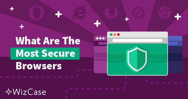 Les 10 Navigateurs Web les Plus Sécurisés pour la Confidentialité en 2021 (TESTÉS)