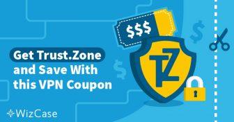 Bon de réduction Trust. Zone valide: économisez jusqu'à 62% aujourd'hui (testé en mars 2019) Wizcase