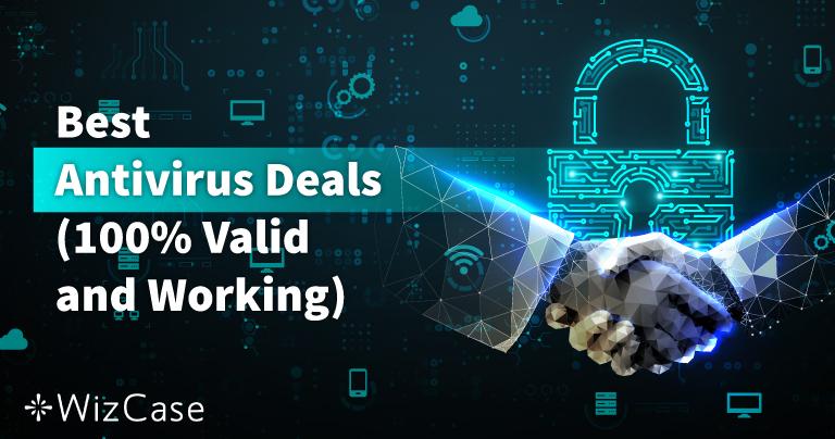 Les meilleurs coupons antivirus valides en Septembre 2021
